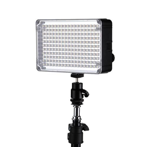 Aputure Amaran AL-H198カメラ LED Video ライト、 CRI95+ 自然色、バッグ付き
