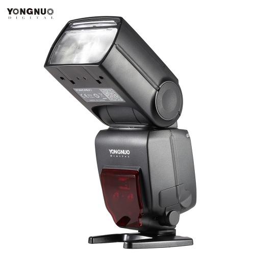 Segunda mano YONGNUO YN660 GN66 2.4G Transmisor inalámbrico Master Slave Flash Speedlite para Nikon Canon Pentax DSLR Cámara Compatible con YN560-TX / RF-603 / RF-602 / RF 603II / YN560 IV / YN560 III / RF60