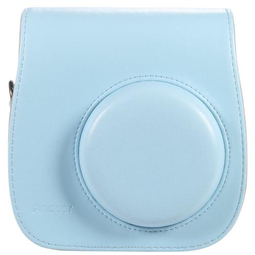 Torba na aparat fotograficzny Pokrowiec do Fujifilm Instax Mini8 Mini8s Pojedyncza torba na ramię