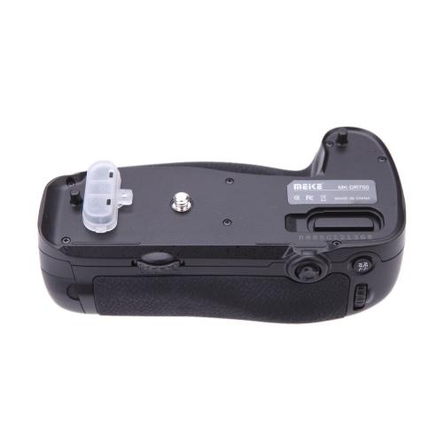 Meike MK-DR750 Eingebauten 2.4G drahtlosen vertikalen Batteriegriffe Halter mit Fernbedienung für Nikon D750