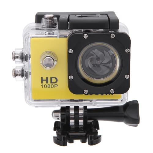 SJCAM SJ4000 Full HD 1080p ação impermeável Sport câmera DVR 1,5