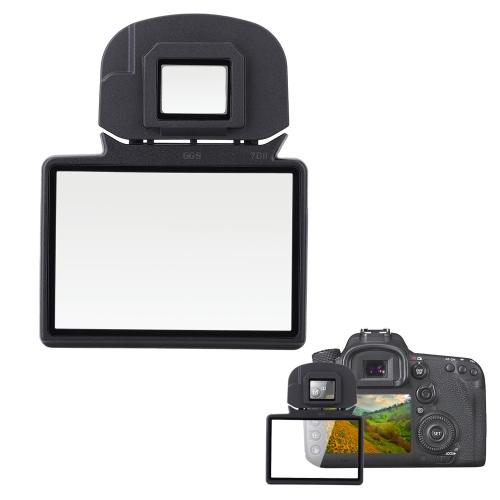 GGS III Camera LCD Screen Protector Glass for Canon 7D Mark II