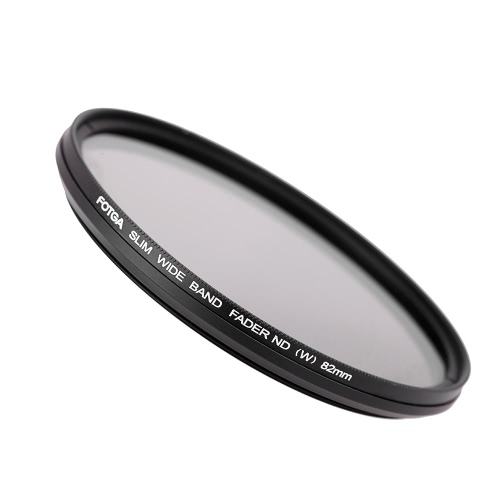 Fotga 82mm Fader Schlank Variable ND-Filter einstellbar Neutral Density ND2 zu ND400