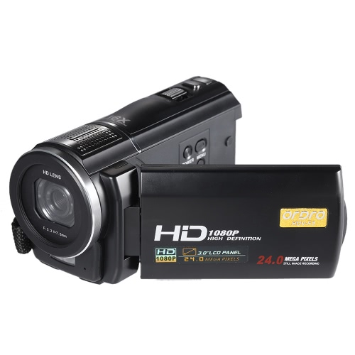 ORDRO HDV-F5 1080P Full HD 3.0 LCD