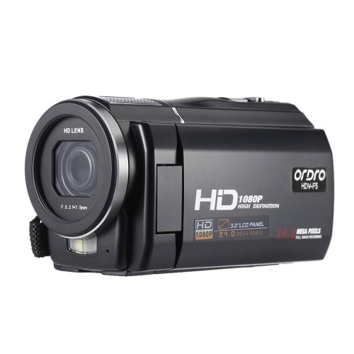Câmara de vídeo digital ORDRO HDV-F5