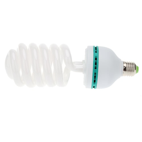 E27 Photo Studio Bulb Energy Saving Photography Daylight Lamp 175W 5500K 170-240V