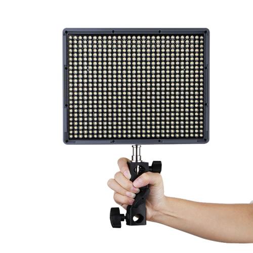 Aputure Amaran HR672S LED Video Light CRI95 + 672 führte Leuchtplatte mit Funk-Fernbedienung