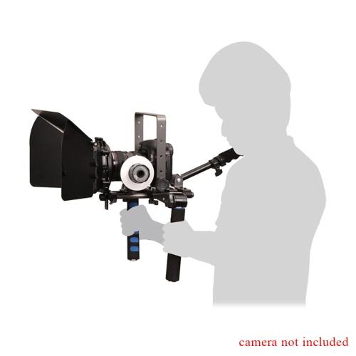 DOF II DR-2 Hand-Free Shoulder Mount Stabilizer Support Pad for Video Camera DV / DC Camcorder HD DSLR