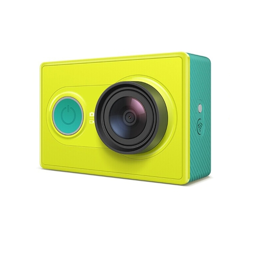 Xiaomi Xiaoyi Mini Cute Action Sport Camera Lightweight 16MP H.264 155°Super Wide Angle FHD 1080P WIFI 4 Photo Mode for Android 4.1 IOS 7.0 Above Smartphone Basic Edition