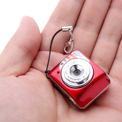 X3 Portable Ultra Mini HD High Denifition Digital Camera