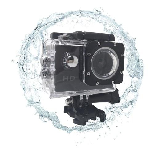 """Секонд хенд A7 HD 720P Sport Mini DV Экшн-камера 2,0 """"ЖК-дисплей 90 ° Широкоугольный объектив 30M Водонепроницаемый"""