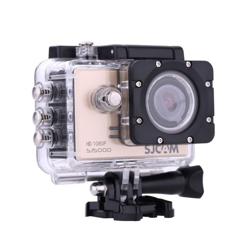 SJCAM SJ5000 acción deportiva impermeable cámara DV Novatek 96655 14MP 2.0