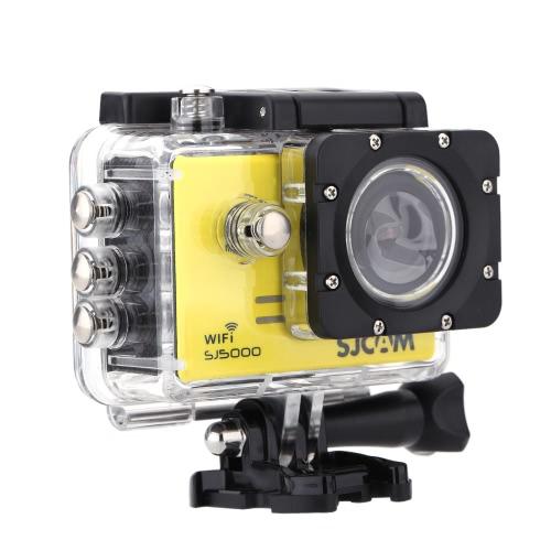 SJCAM SJ5000 Wifi Action Sport Wodoodporna kamera DV Novatek 96655 14MP 2,0