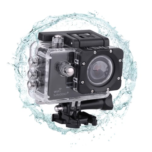 SJCAM SJ5000 + Plus WiFi 30M Sport Waterproof Action Camera