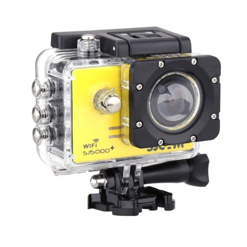 SJCAM SJ5000+ Plus WiFi 30M Waterproof Sport Action Camera Ambarella A7LS75 1080P 60FPS 170 Degree Wide Lens 2.0