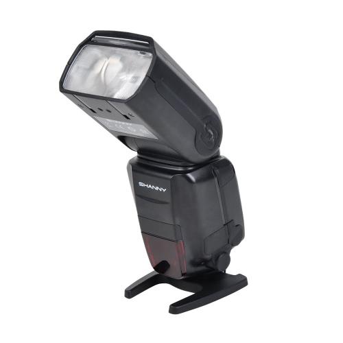 Shanny SN600SC Master Flash E-TTL High Speed Sync 1/8000s GN62 Flashgun Speedlite for Canon DSLR Camera