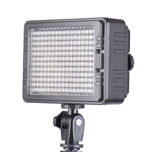 204S 204 PCS Luz de vídeo LED Regulable Alta Potencia Ultra Panel para Canon Nikon Pentax Panasonic SONY Samsung Olympus Cámara Digital SLR