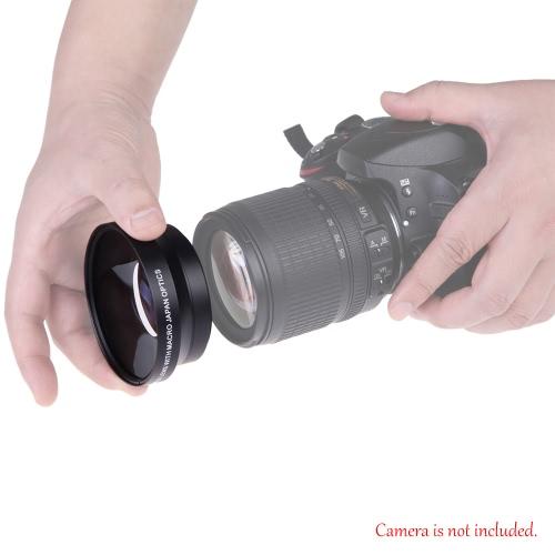 67mm Digital de alta definición 0
