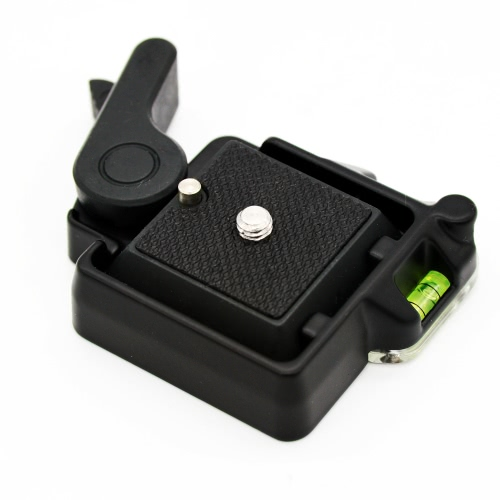 Compact Quick Release Assembly Platform Clamp + Quick Release Plate for Giottos MH630 Camera Mount MH7002-630 MH5011