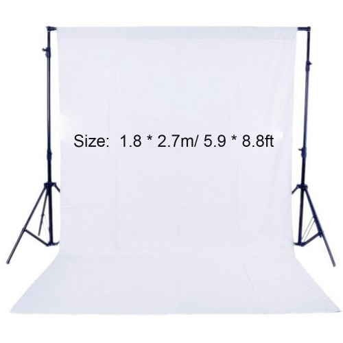 Photography Studio Video 1.6 * 3m/ 5.2 * 9.8ft Nonwoven Fabric Backdrop Background Screen