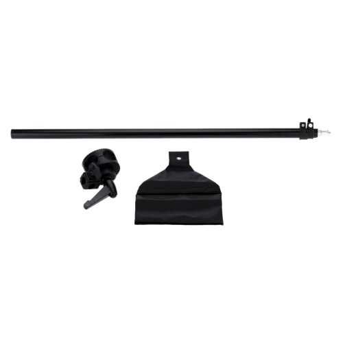 Photo Studio Overhead Boom Arm Top Light Stand 75-138cm for Softbox Light