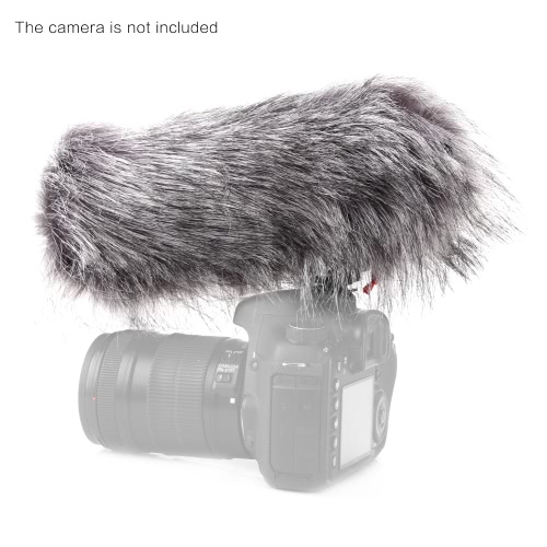 Aputure V-Mic D1 Directional Condenser  Microphone for Canon Nikon Sony DSLRs and Camcorders