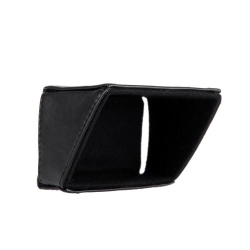 Andoer® Sun Shield Hood Capucha del Sol Parasol de Cámara con Pantalla LCD de 3,5 pulgadas para Canon VIXIA HF S20 S200 S21 S30 G10 DSLR Cámaras y Videocámaras (3.5 pulgadas)