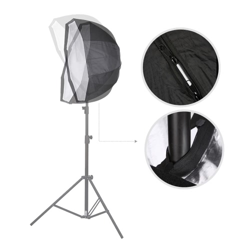 Godox 120cm / 47.2in Portable Octagon Softbox