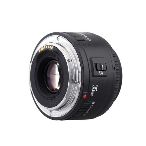 Yongnuo YN35mm  F2レンズ 1:2 AF / MF  広角固定 / プライム オートフォーカスレンズ  Canon EFマウントEOSカメラに適用【並行輸入品】