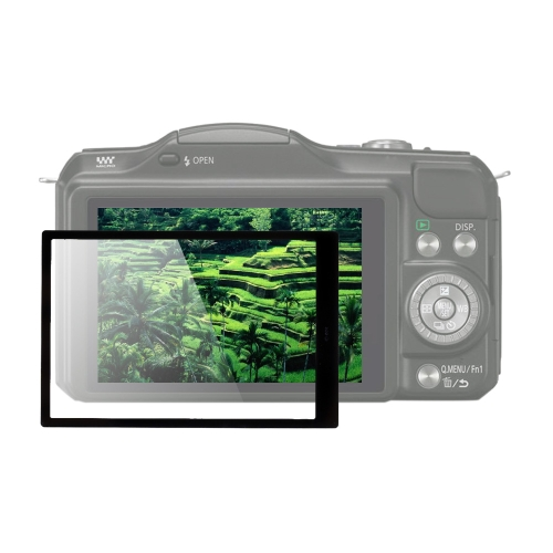 GGS Optical Glass DSLR Camera LCD Screen Protector for Panasonic DMC-GF5 Camera