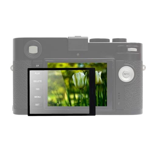 GGS Optical Glass DSLR Camera LCD Screen Protector for Leica M Camera