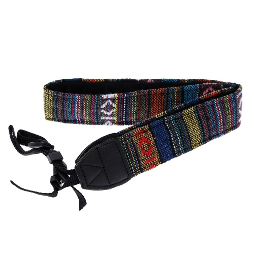Retro Camera Shoulder Strap Neck Strap Belt for Nikon Canon Sony Panasonic DSLR SLR Cameras