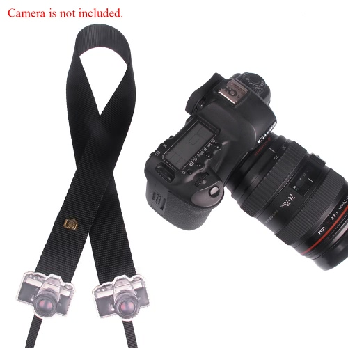 LYNCA Personality Series Universal Camera Shoulder Neck Strap Belt for SLR DSLR Canon Nikon Olympus Polaroid