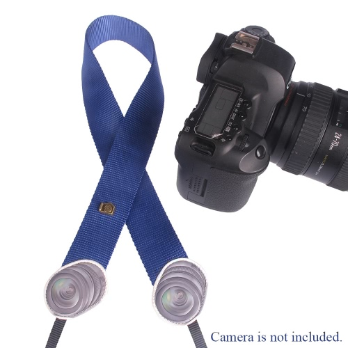Seria osobowości LYNCA Uniwersalny pasek na ramię na aparat fotograficzny SLR DSLR Canon Nikon Olympus Polaroid