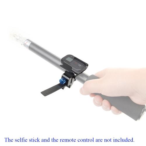 Dazzne Regulowany Rozmiar WIFI Holder Pilot Klip monopod Klip BT SELFTIMER POD dla GoPro Hero 3 3+ 4 Pilot
