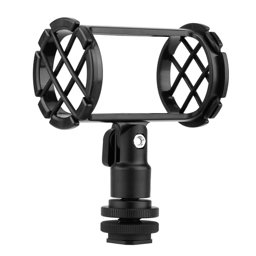 BOYA BY-C04 Camera Video Microphone Shock Mount for RODE NT4 BOYA BY-PM1000 Shotgun Microphones 0.74