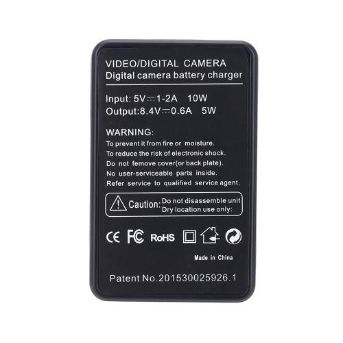 Neue Li-Ionen-Akku-Ladegerät Video / Digitalkamera Akku-Ladegerät mit LED-Ladeanzeige  für Sony NP-FV50 / FV70 / 90/100/120 NP-FP50 / 70 / FP90 / FF170 NP-FH30 / 50/60/70/100