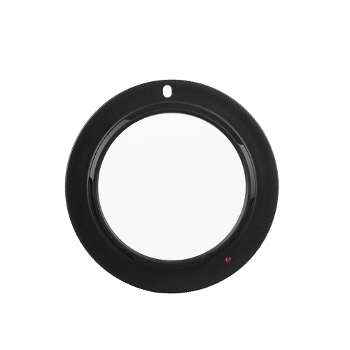 Andoer Super Slim Lens Adapter Ring for M42 Lens and Sony NEX E Mount NEX-3 NEX-5 NEX-5C NEX-5R NEX6 NEX-7 NEX-VG10