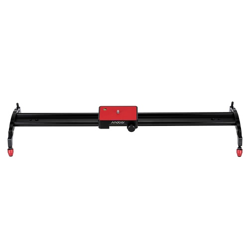 60cm Video Track Slider Dolly Stabilizer System for DSLR Camera Camcorder