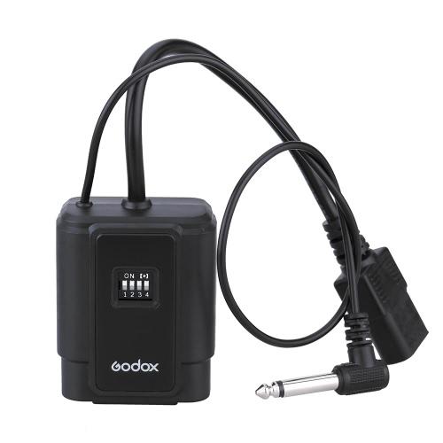 Godox DMR-16 プロ スタジオ フラッシュ 無線 トリガーレシーバ 16チャンネル