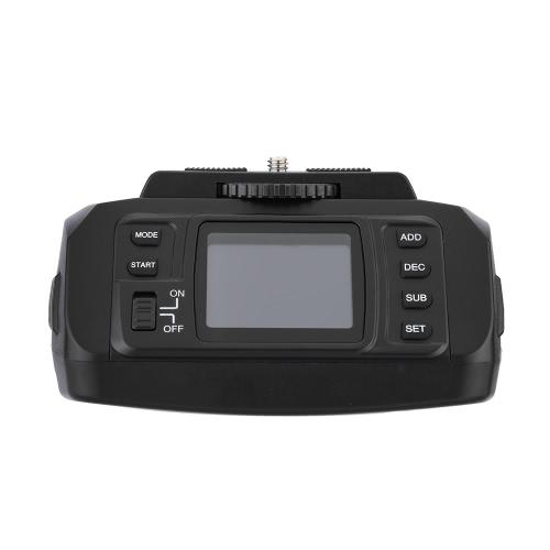 三脚AD-10自動パノラマヘッド 電子カメラ360度自動電動三脚ボールヘッド キヤノン/ニコン/ソニー/  ペンタックスデジタル一眼レフカメラ用