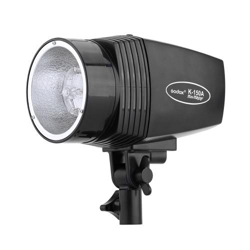 Godox Mini Master K-150A 150W Studio Strobe Compact Flash Lamp for Portrait Fashion Wedding Art Advertisement Photography