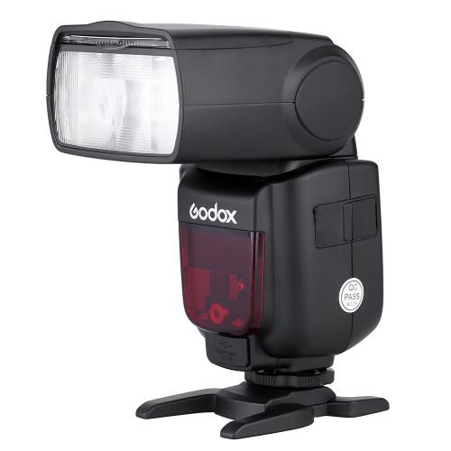 キヤノンEOS 650D 600D 550D 500D 5DマークIII用GODOX TT685C E-TTL 2.4Gワイヤレスマスタスレーブスピードライト懐中電灯スピードライト