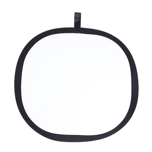 """30 cm / 12 """"składany szary / biały balans 18% szarej szarej odbijającej karty odbijającej z torbą"""