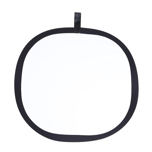 "30cm / 12 ""Faltbarer Grau / Weißabgleich 18% Grau Grau Referenzreflektor Karte mit Tragetasche"