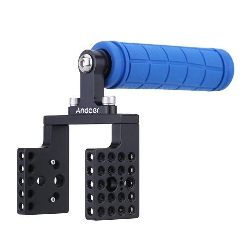 Andoer Cage Rig with Top Handle Kit for BMPCC BlackMagic Pocket Cinema Camera