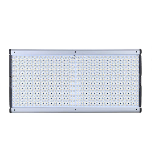 960pcs LED Light Illumination Dimmable Dimming Brightness Adjustment 5600K Panel Lamp for Shooting Camera Video Camcorder