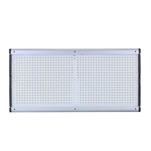 960pcs LEDライト 照度調整可能 調光調整可能 明るさ調整可能 5600Kパネルランプ カメラ/ビデオ/カムコーダー用