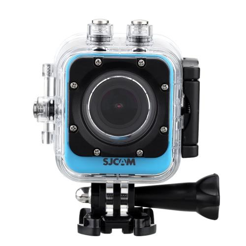 Original SJCAM M10 cubo Mini DV Digital vídeo Full HD 1080p 12MP mergulho 30m carro DVR PC ao ar livre ação esportes câmera do capacete com caixa estanque
