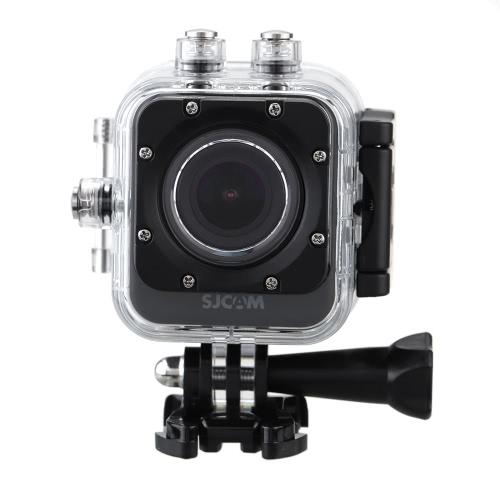 SJCAM M10 + Wifi Mini DV Full HD 2K (2560 * 1440) 1080P 60 klatek na sekundę 12MP Novatek 96660 Nurkowanie 30M Samochód DVR Na zewnątrz PC Akcja Sport Kamera Kamera z wodoodporną obudową